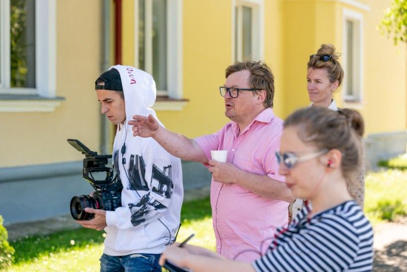 Ülle Lichtfeldt võtab end Ken Saani uues dokumentaalis alasti