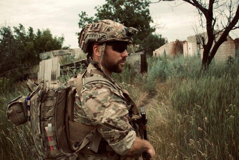 """Ukraina sõjas hukkunud Eesti sõdur viimases intervjuus: """"Minu jaoks saab sellest osa minu eluloost, mida ma ühel päeval lastele räägin."""""""