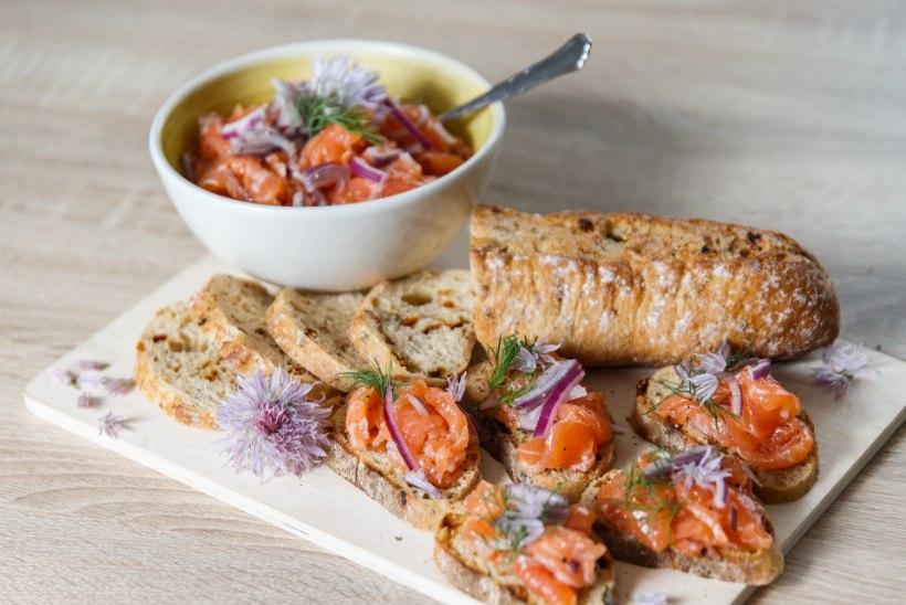 Eestlase suvelemmikud: värske kala, kukeseened ja vaarikad