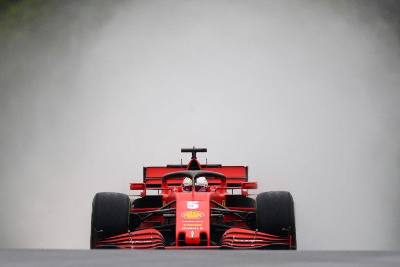Ungari tänaste vabatreeningute kiireimad olid Hamilton ja Vettel