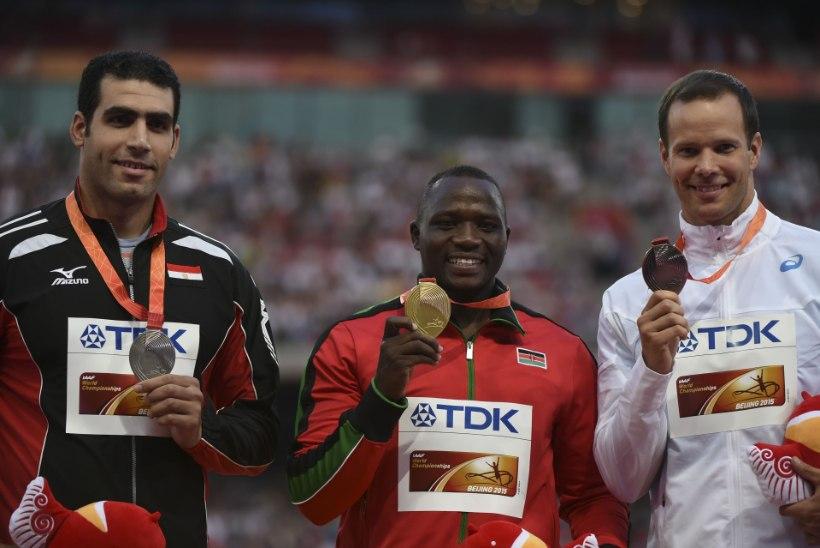Magnus Kirt saab juurde kõva konkurendi: Pekingi MM-hõbe naaseb pikast võistluskeelust