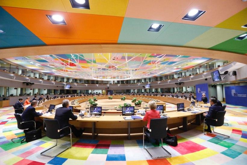 Jüri Ratas seisust Brüsselis: ükski riik ei lahku siit ainult naeratades
