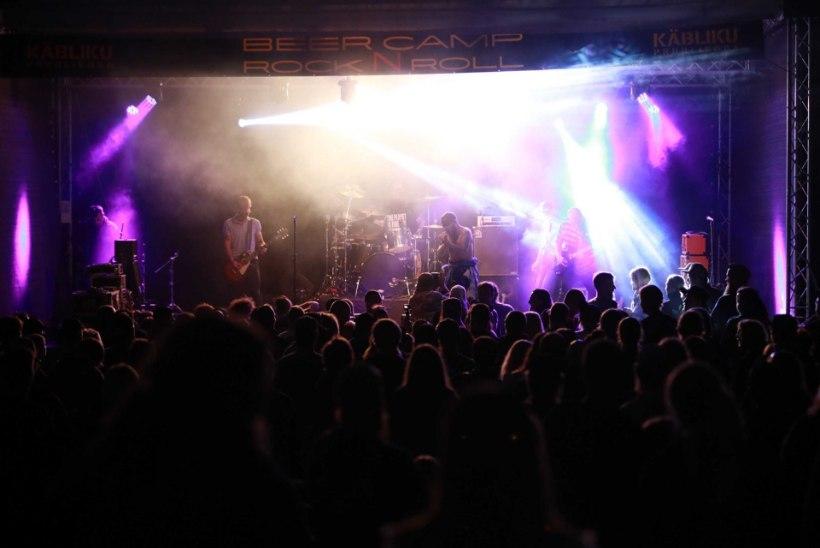 GALERII   Põlvamaal peeti festivali Käbliku Beer Camp & Rock'n'Roll