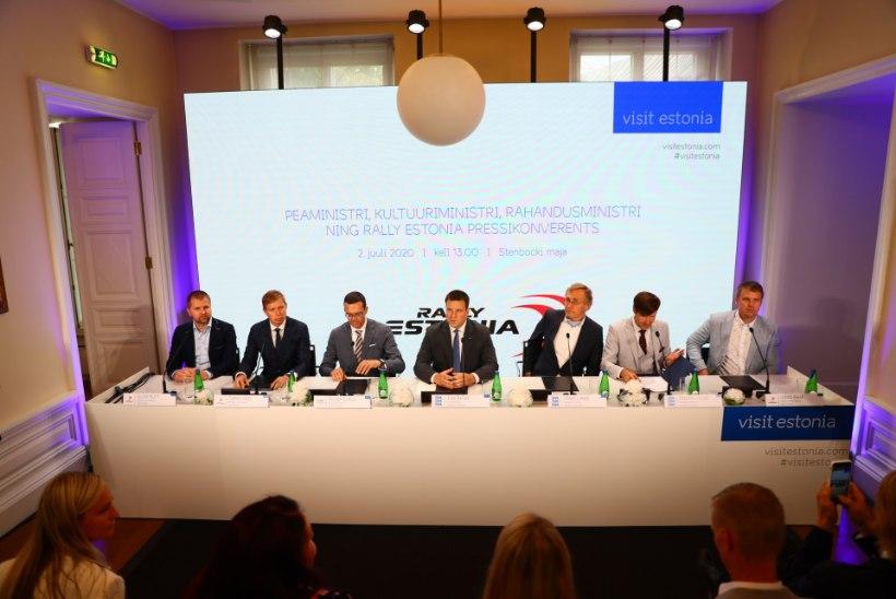 AMETLIK: Eestis toimub autoralli MM-sarja etapp!