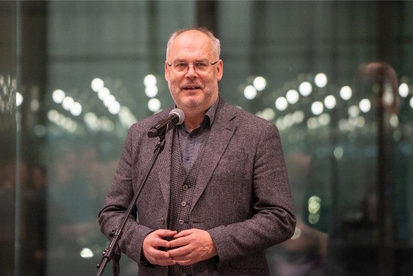 ERMi direktor Alar Karis: Metallica mürin oli vist isegi tugevam kui see, mida ralliautod kokku suudavad teha