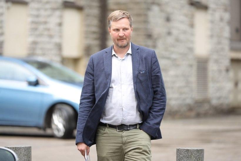 FOTOD   Rahvusooper Estonia nõukogu peatas kaheks kuuks Aivar Mäega töölepingu