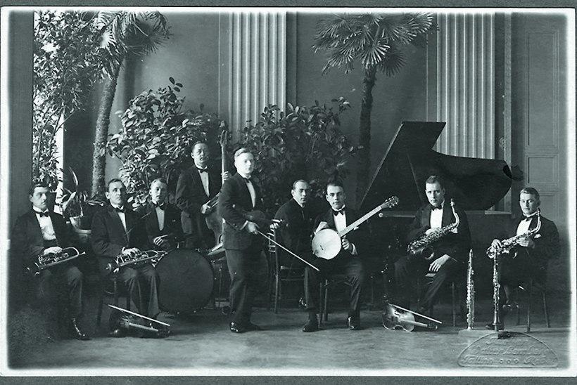 Hea tantsuorkestri saladus: saksofonid, trompet, akordion, tromboon...
