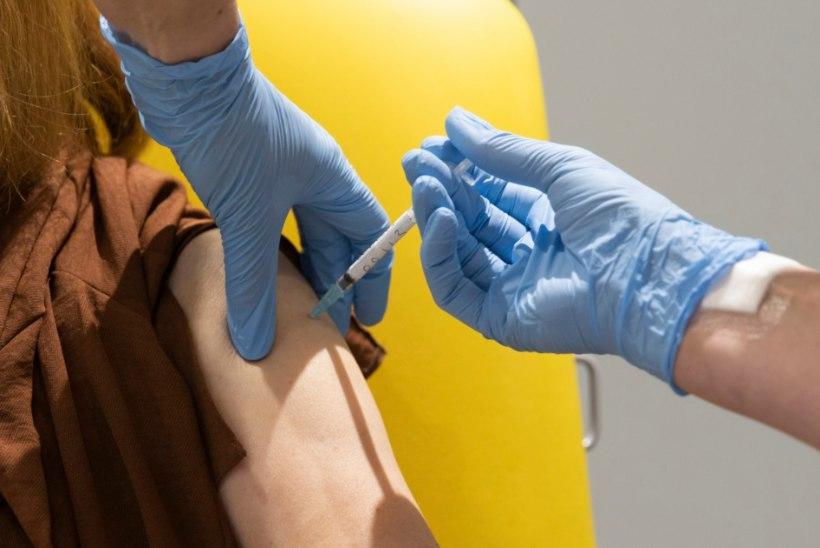 Oxfordi teadlaste koroonavaktsiini esmased katsed andsid lootustandvaid tulemusi