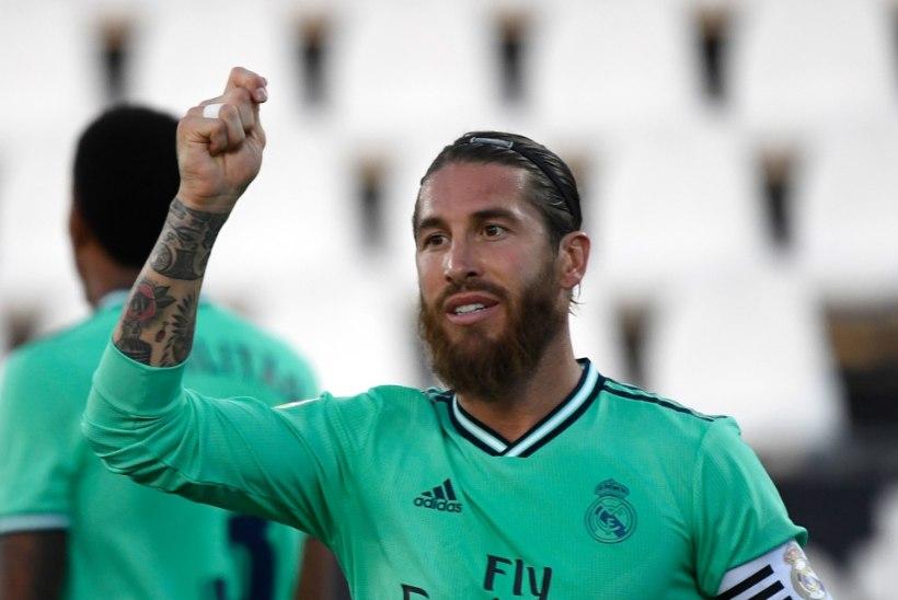 VIDEO | Real lõpetas hooaja viigiga, Barcelona sai suure võidu, Messi püstitas võimsa rekordi
