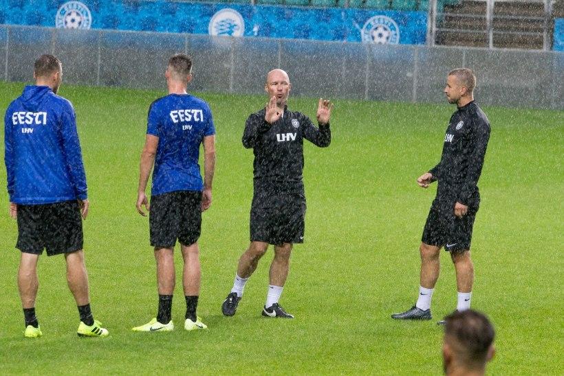 Selgus Eesti ja Itaalia jalgpallikoondiste sõprusmängu toimumiskoht