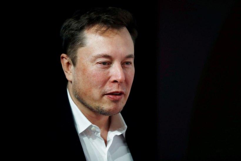 FOTO  Elon Musk jagas pisipojast uut pilti