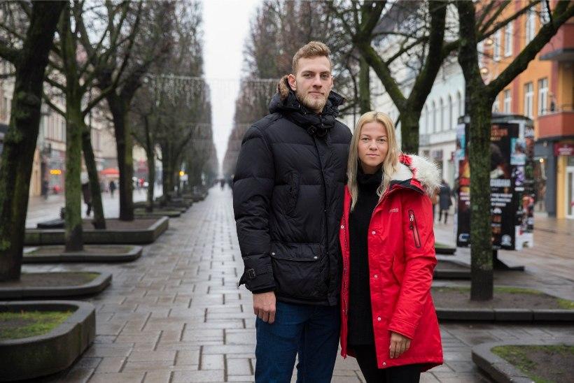PALJU ÕNNE! Korvpallurid Ele-Riin Tammik ja Siim-Sander Vene abiellusid