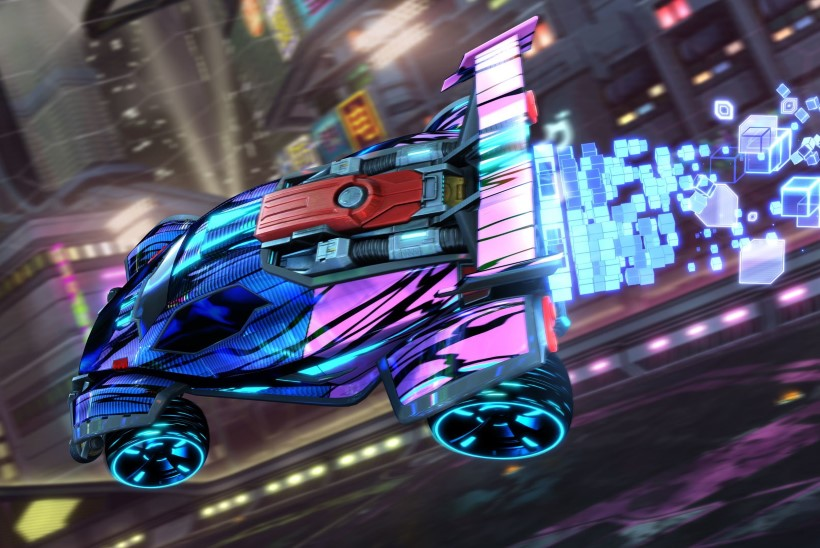 """""""Rocket League'ist"""" saab sel suvel tasuta mäng, kuid sellega kaasneb üks suur konks"""