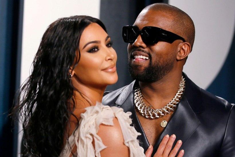 LÄKS HULLUKS? Kim Kardashian tunnistab, et Kanye Westil on psüühikahäire