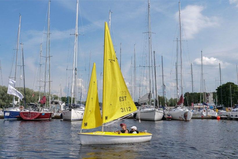 ÕL VIDEO | Doonorneeru ootel Annika: purjetamine on praegu mu elus ainuke ilus asi!