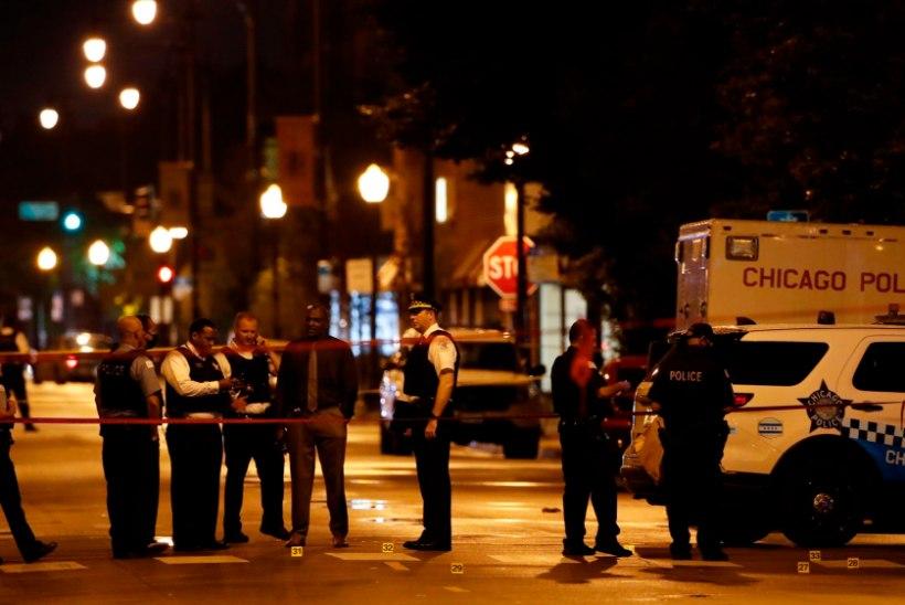MÕRVAD CHICAGOS: ohvriterohket nädalavahetust jätkas tulistamine matusebüroo juures