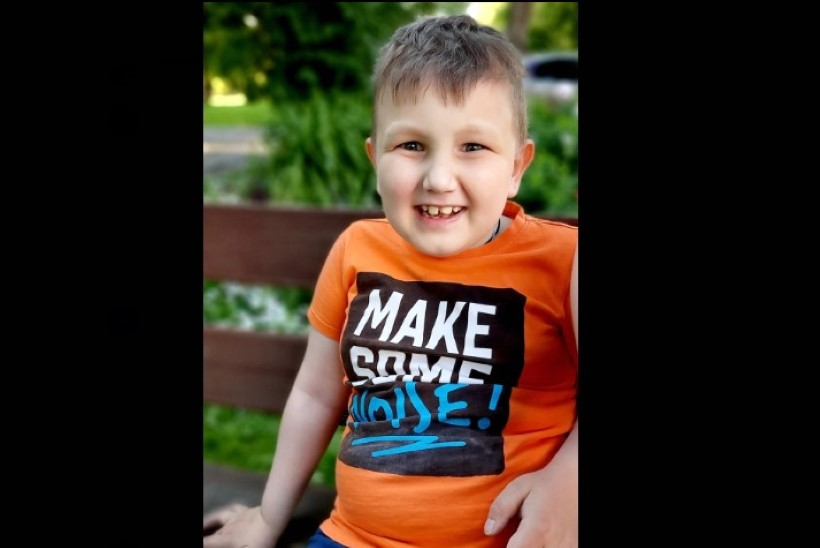7aastase poisi maadlus ajukasvajaga: haigekassa ei toeta Artjomi ravi välisriigis, kuid pere alla ei anna