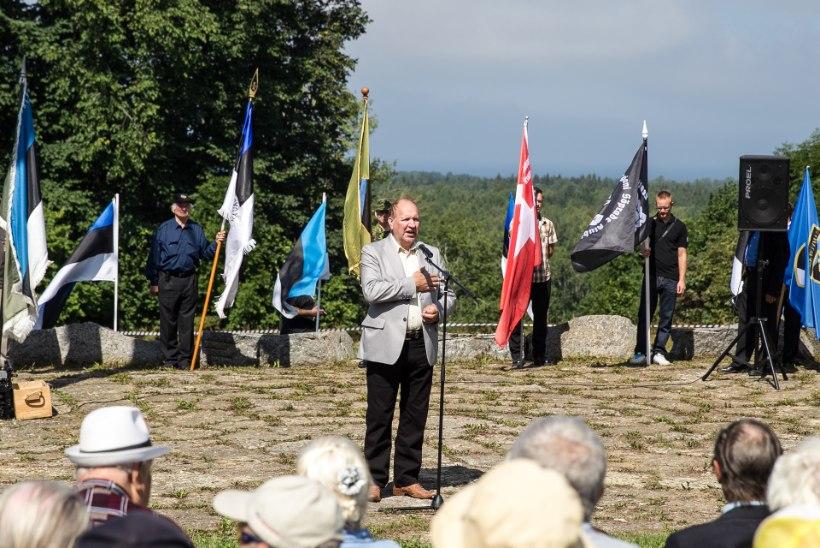 Sinimägede mälestusüritus tuleb tänavu küll vaiksem, aga Vene provokatsioone ei kardeta