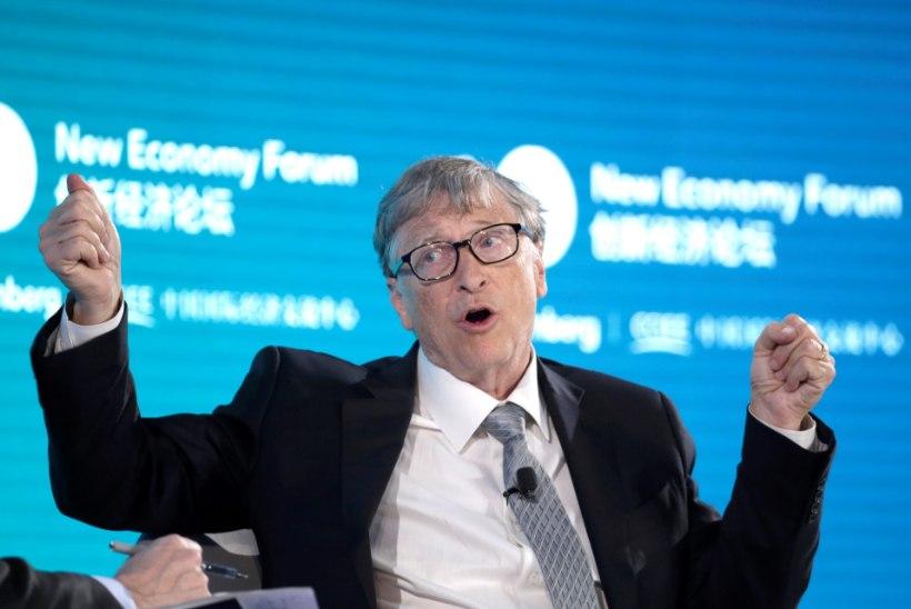 """""""TEINE TASE""""   VIDEO   Allan paljastab Bill Gatesi koroonavaktsiini riukalikud plaanid"""
