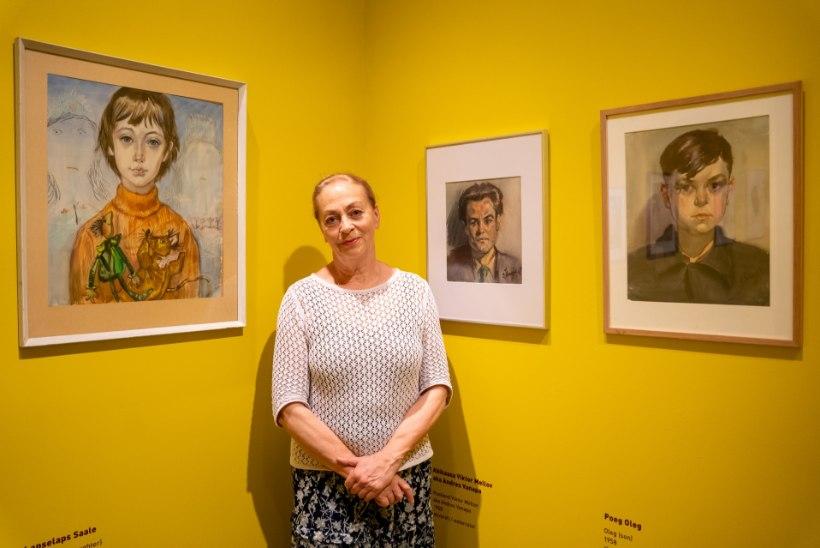 """Muinasjuttude maalija Siima Škopi tütar: """"Vaatasin lapsena lummatult seda võõrasema hirmuäratavat pilku…"""""""