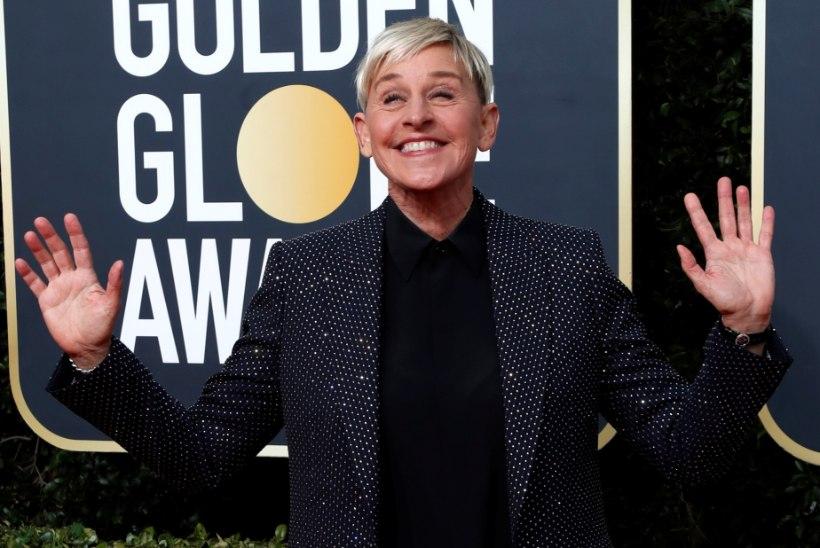 Ellen DeGeneres polegi nii meeldiv? Endised töötajad toovad tõe päevavalgele