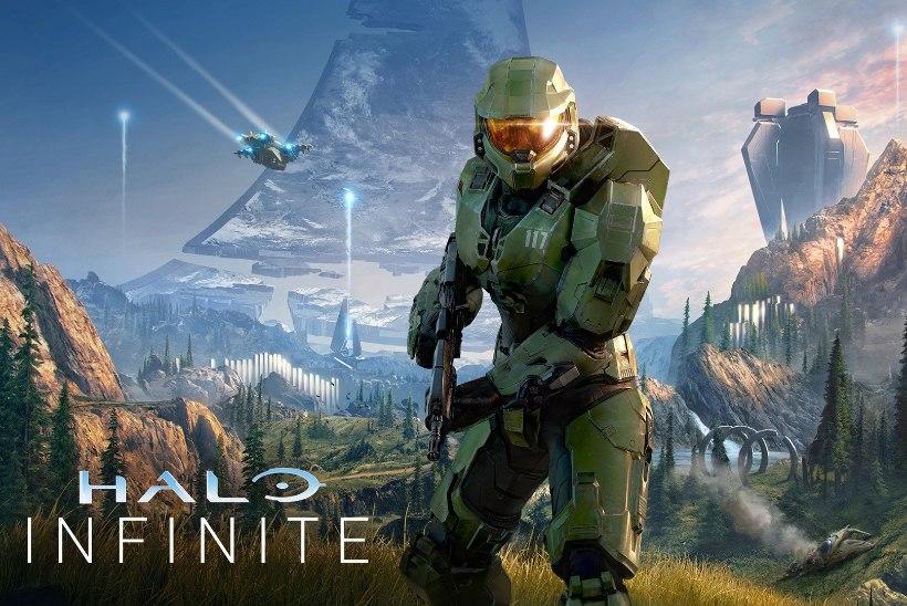 """VIDEO   """"Halo Infinite"""" mängupilti tutvustav treiler valmistas inimestele suure pettumuse"""
