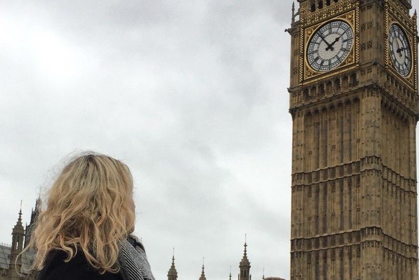 EESTLASED LAIAS ILMAS | Liisa-Maria Pihlak: naljast arenenud idee viis mind Inglismaale uhkeid pulmi korraldama