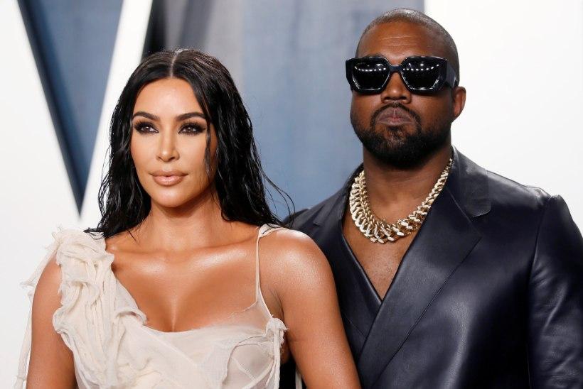 Kanye West ähvardab Kim Kardashiani perekonna saladused päevavalgele tuua
