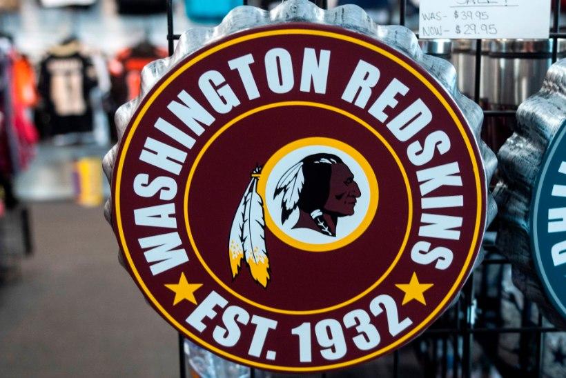 Rassismis süüdistatud NFLi klubi vahetab nime