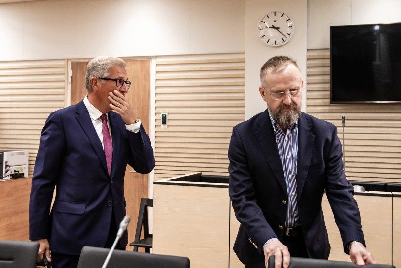 Halduskohus: ajakirjanike juurdepääsu Mati Alaveriga seotud kriminaalasja kohtutoimikule tuleb uuesti kaaluda