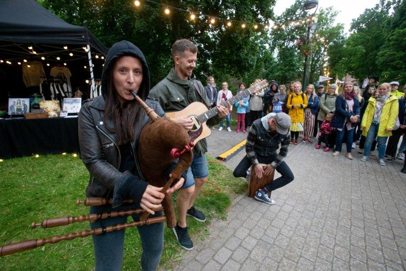 GALERII | Viljandis peetakse folgi asemel kontserdipäevi: kui öeldi, et sel aastal folki üldse polegi, siis mõtlesin küll, et on jama!