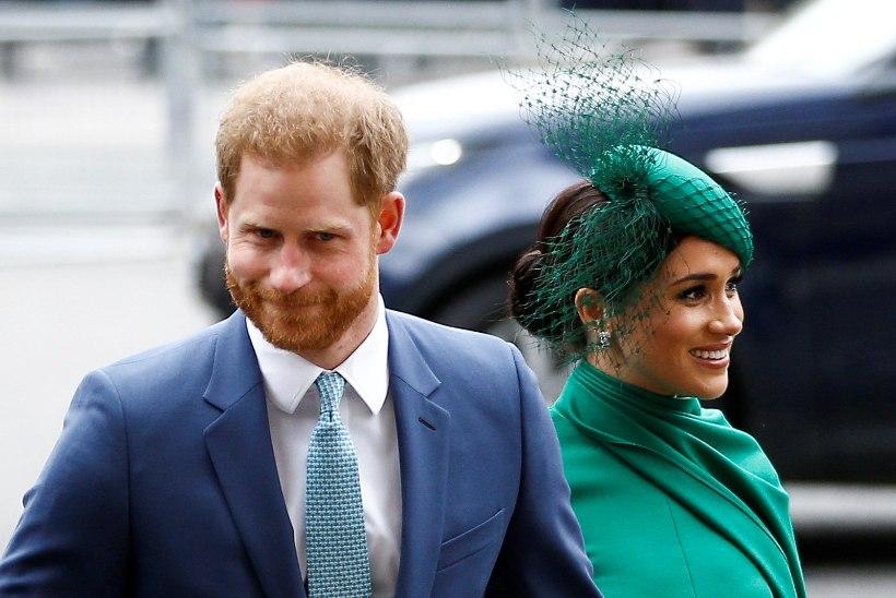 Harry ja Meghani raamat avalikustab tõe kuninglikust perekonnast lahkumise kohta