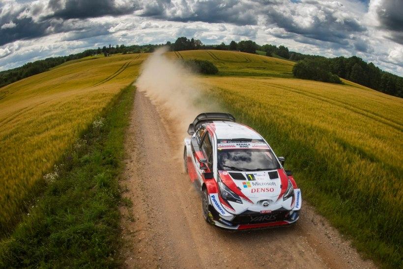 Tutvu Rally Estonia kihutamispaikadega: avaldati ametlik võistlustrass