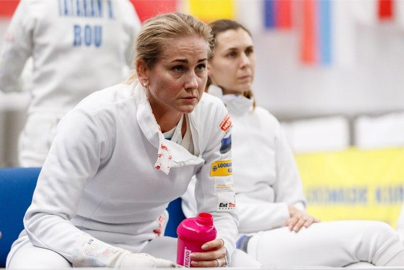 PALJU ÕNNE! Vehklemise maailmameister Kristina Kuusk ootab last!