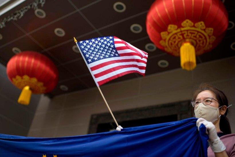 USAs tabati Hiina spioon