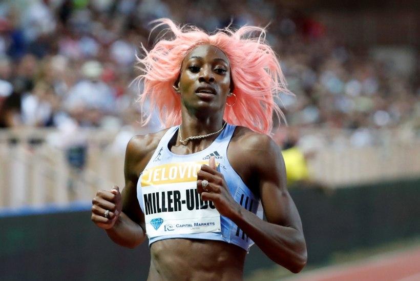VIDEO   Shaunae Miller-Uibo püstitas järjekordse maailma hooaja tippmargi