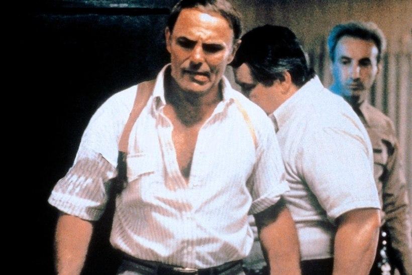 "Suri ""Elm Streeti luupainaja"" näitleja John Saxon"