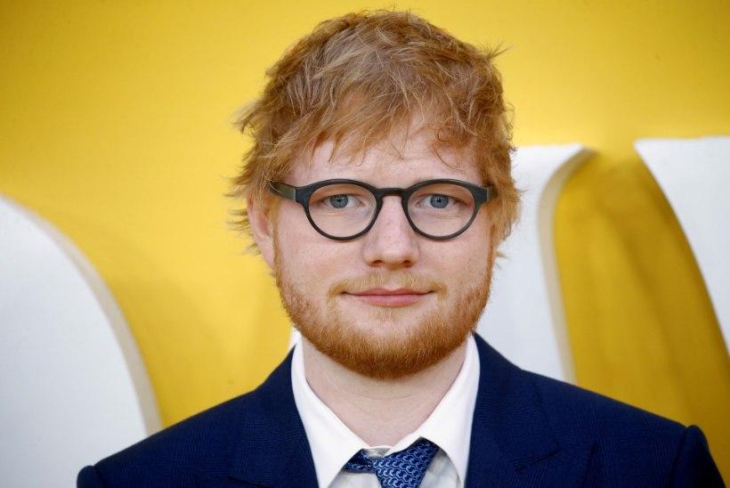 Ed Sheeran räägib avameelselt sõltuvustest: abikaasa on mind hullemast päästnud