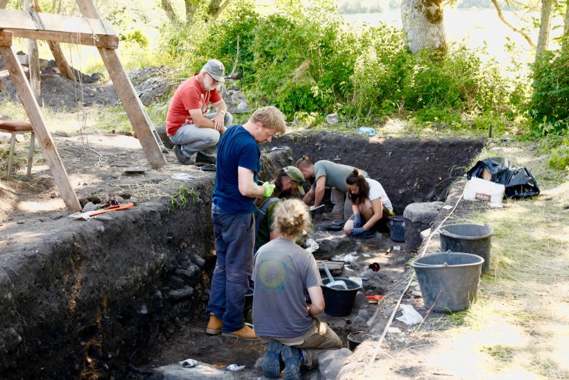 UUTE AVASTUSTE LÄVEL: arheoloogid leidsid Saaremaal midagi erakordset
