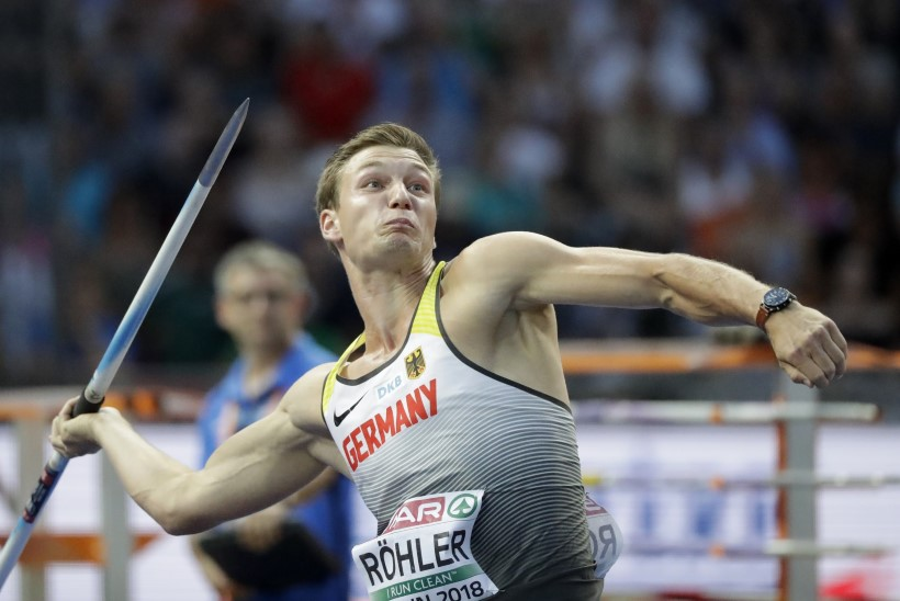 ISAROLL TOOB UUSI KOHUSTUSI: odaviske olümpiavõitja jääb Saksamaa meistrivõistlustelt eemale