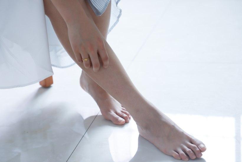 Hüva nõu: nii väldid jalamuresid ja saad kodus teha luksusliku hoolduse