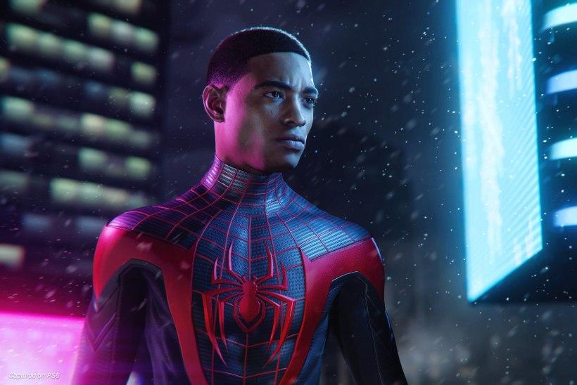 """PlayStation 5 mängu """"Marvel's Spider-Man: Miles Morales"""" olemus on jätkuvalt liialt segane"""