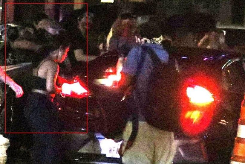 VIDEO | VERINE PROTESTIMARSS: ümberpiiratud autojuht tulistas relvastatud osaleja pihta viis lasku