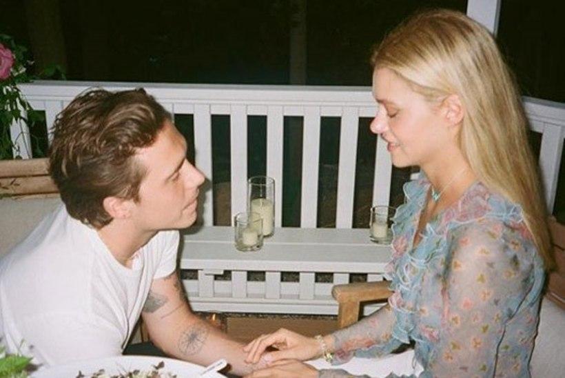 Beckhamite poeg avaldas fotod oma kosjaskäigust