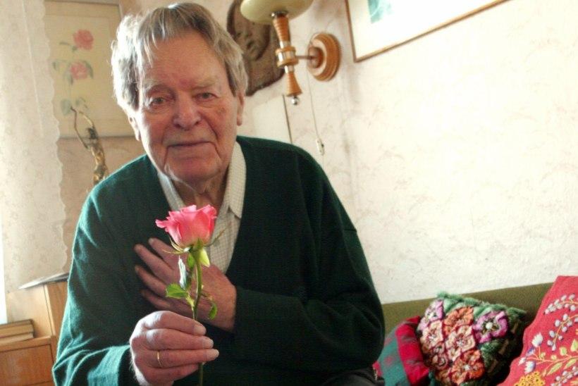 """Kõik roosid ma kingiksin sulle... """"Helend Peep ei jätnud kunagi ühtegi santi ilma rahata."""""""