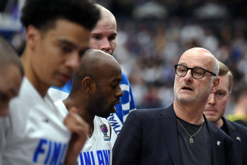 Soome parimad korvpallurid jäävad Eesti vastu toimuvast juubelimängust eemale