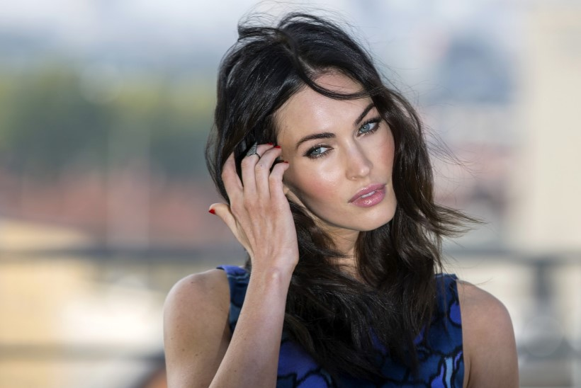 Mehe hüljanud Megan Fox ei varja enam uut armulugu
