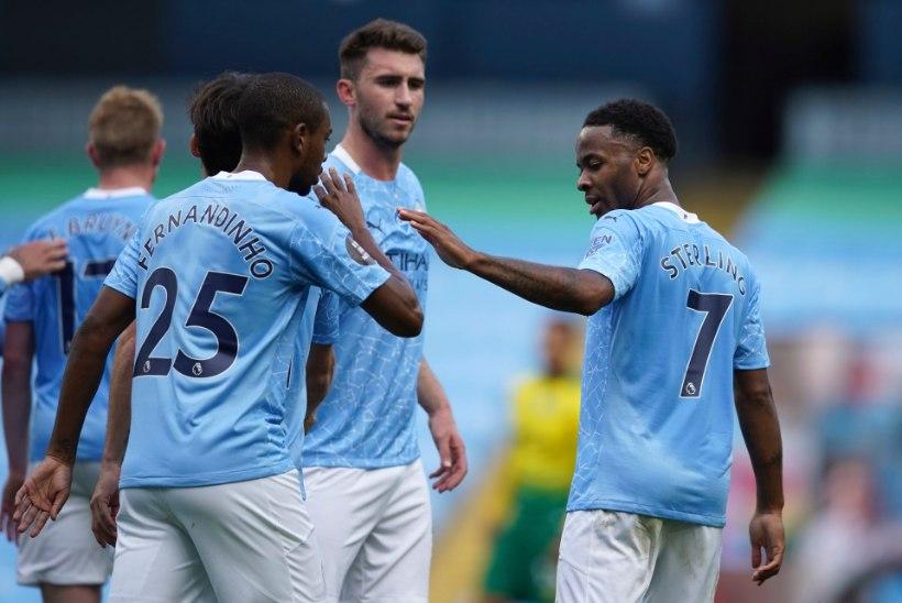 Mitu Inglismaa klubi tahavad, et Manchester City visataks Meistrite liigast välja