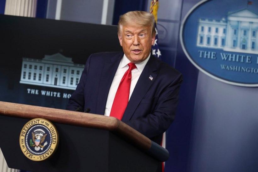 Trump kaitses taas vastuolulise malaariaravimi kasutamist Covid-19 raviks