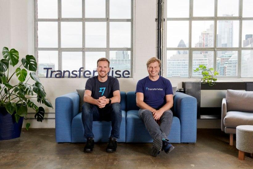 TransferWise: firma väärtus jõuab pärast aktsiate müüki viie miljardini